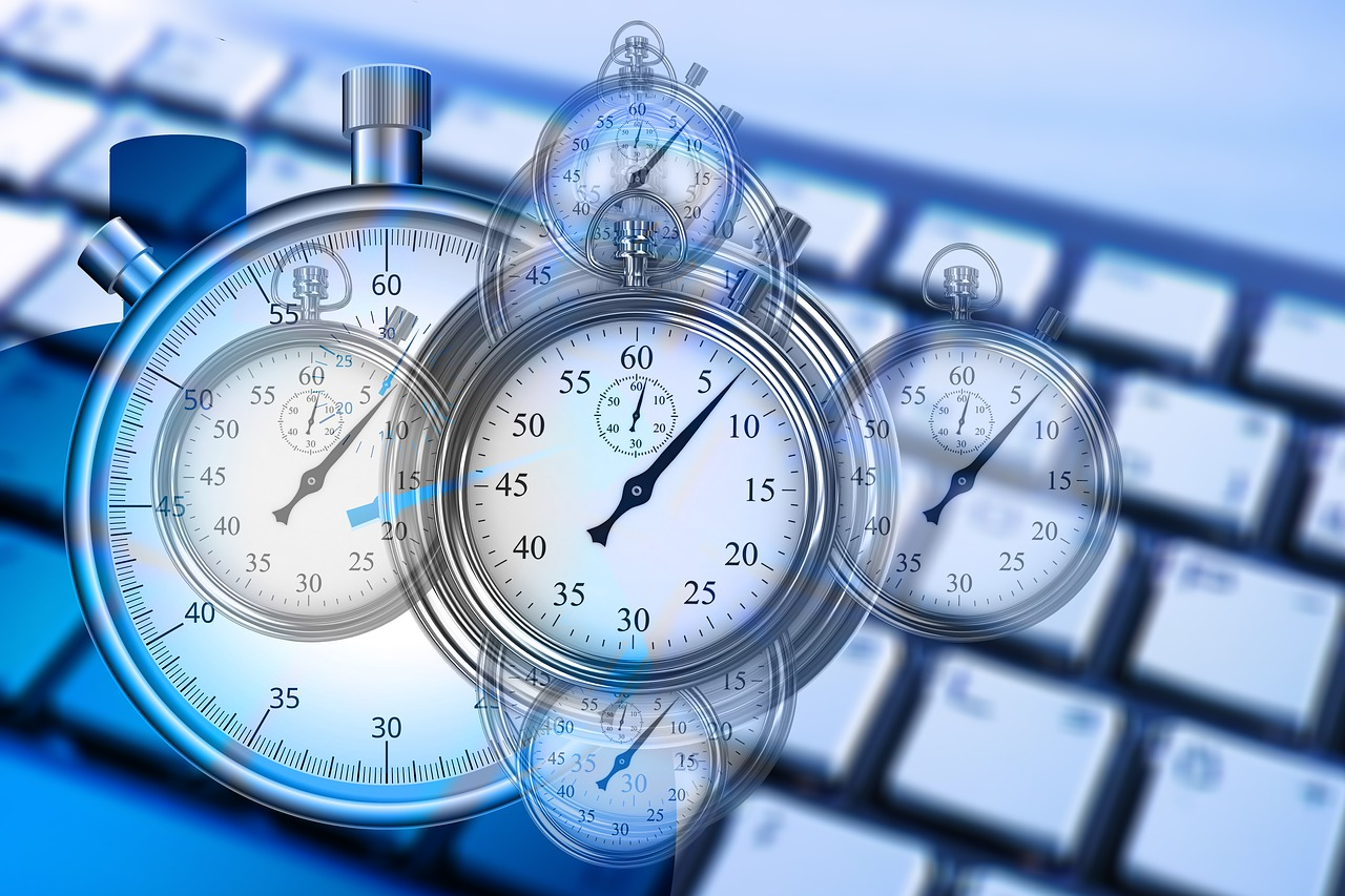 time time management stopwatch free photo