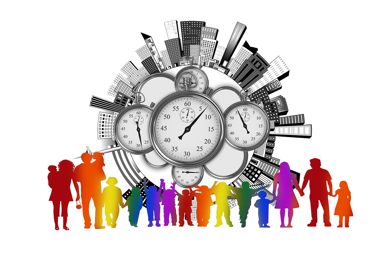 time  time management  family free photo