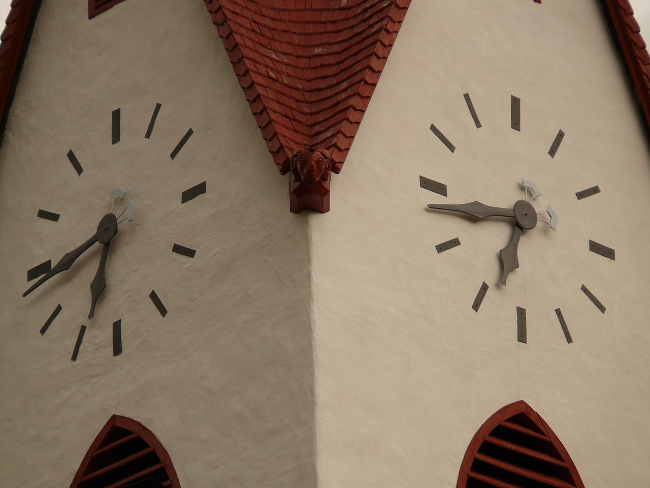 time of church clock clock free picture
