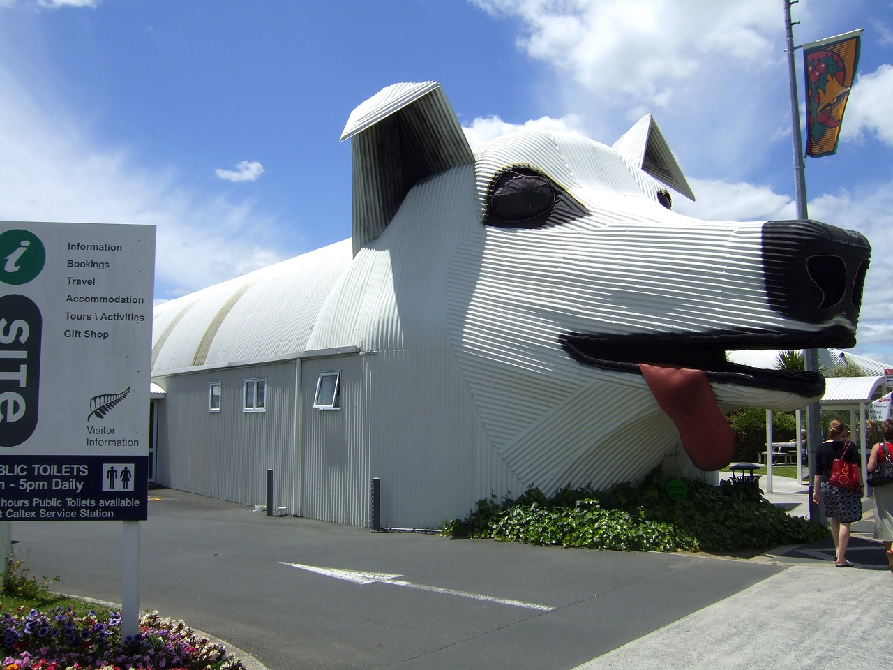 tirau new zealand visitor centre free photo