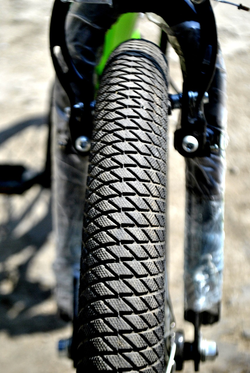 tire pattern tire profile bicycle free picture