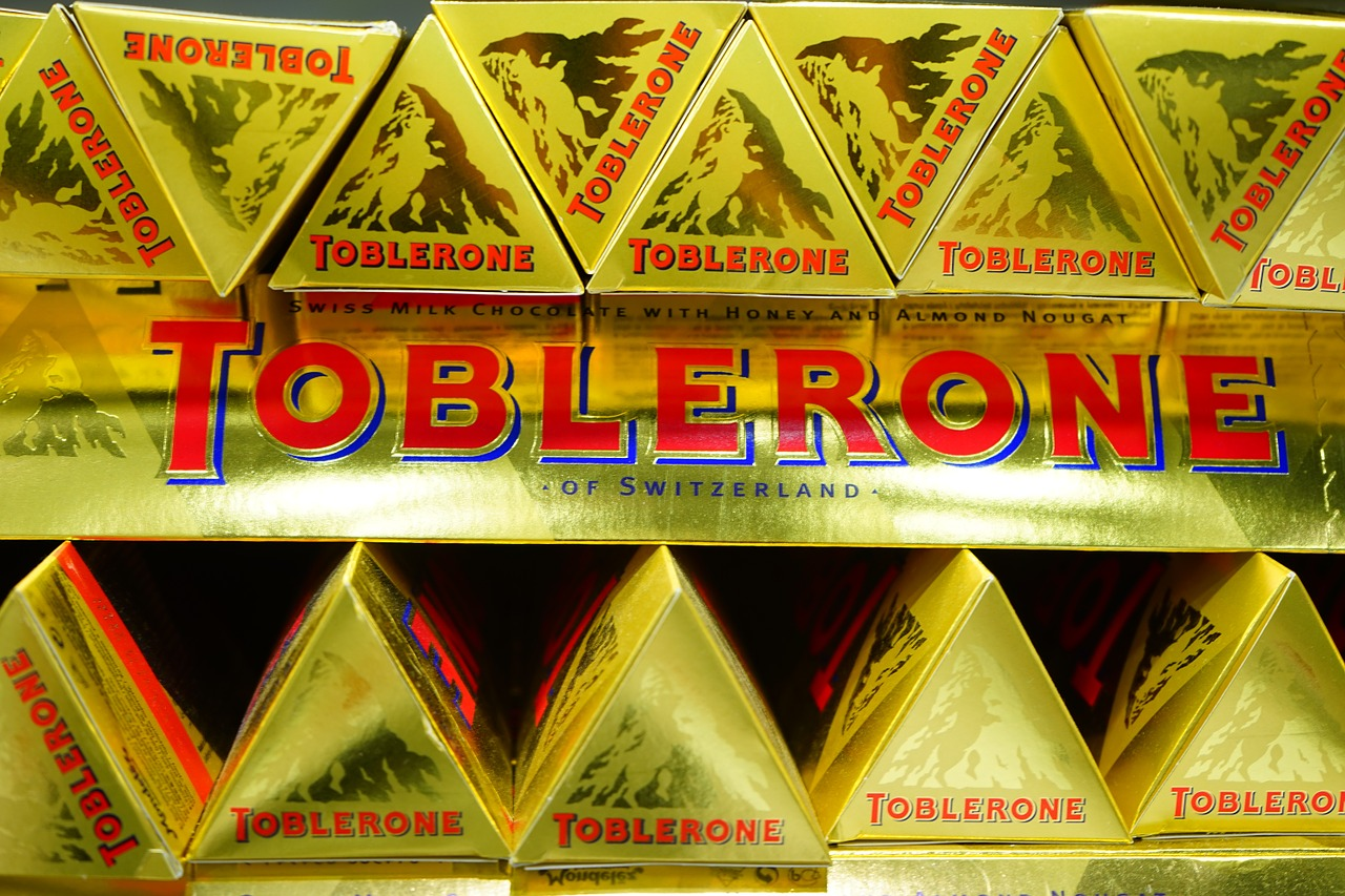 toblerone chocolate sweetness free picture