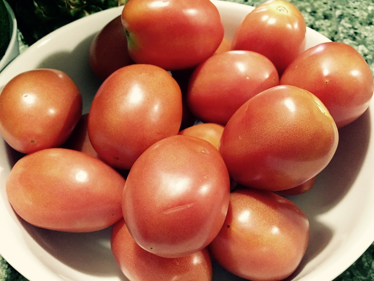 tomatoes fruit vegetable free photo