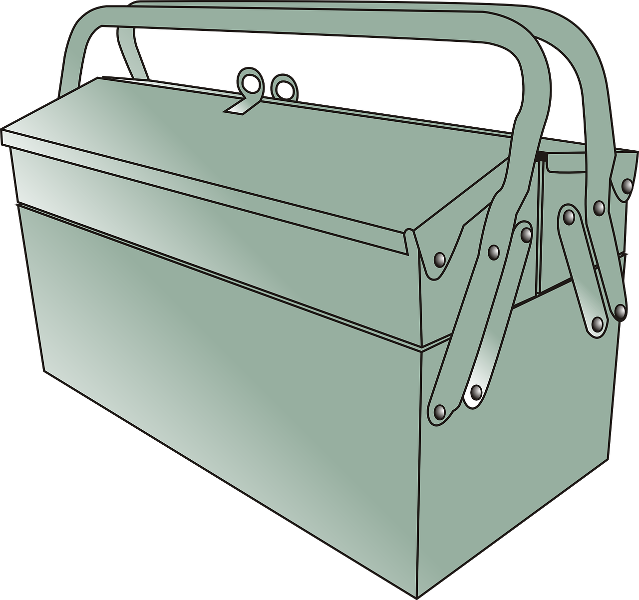 toolbox tool box free photo