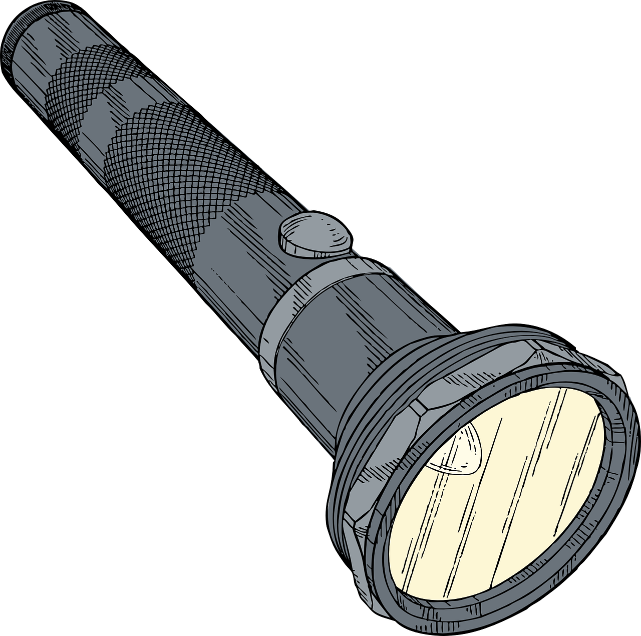 torch flashlight torchlight free photo
