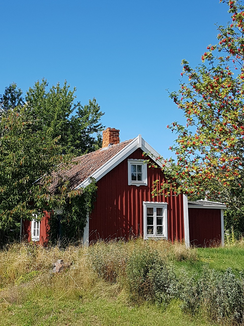 Torp Summer Cottage Free Picture