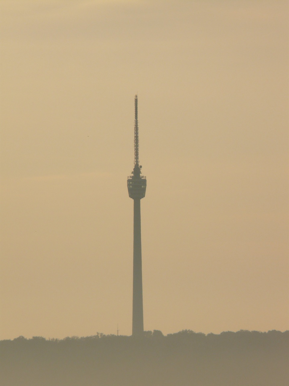 tower tv tower stuttgart free photo