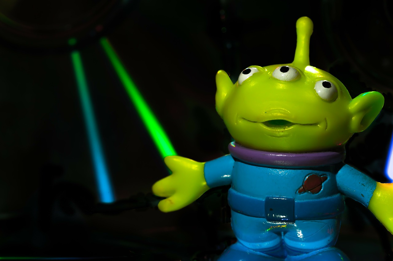 toy story alien toy alien free photo