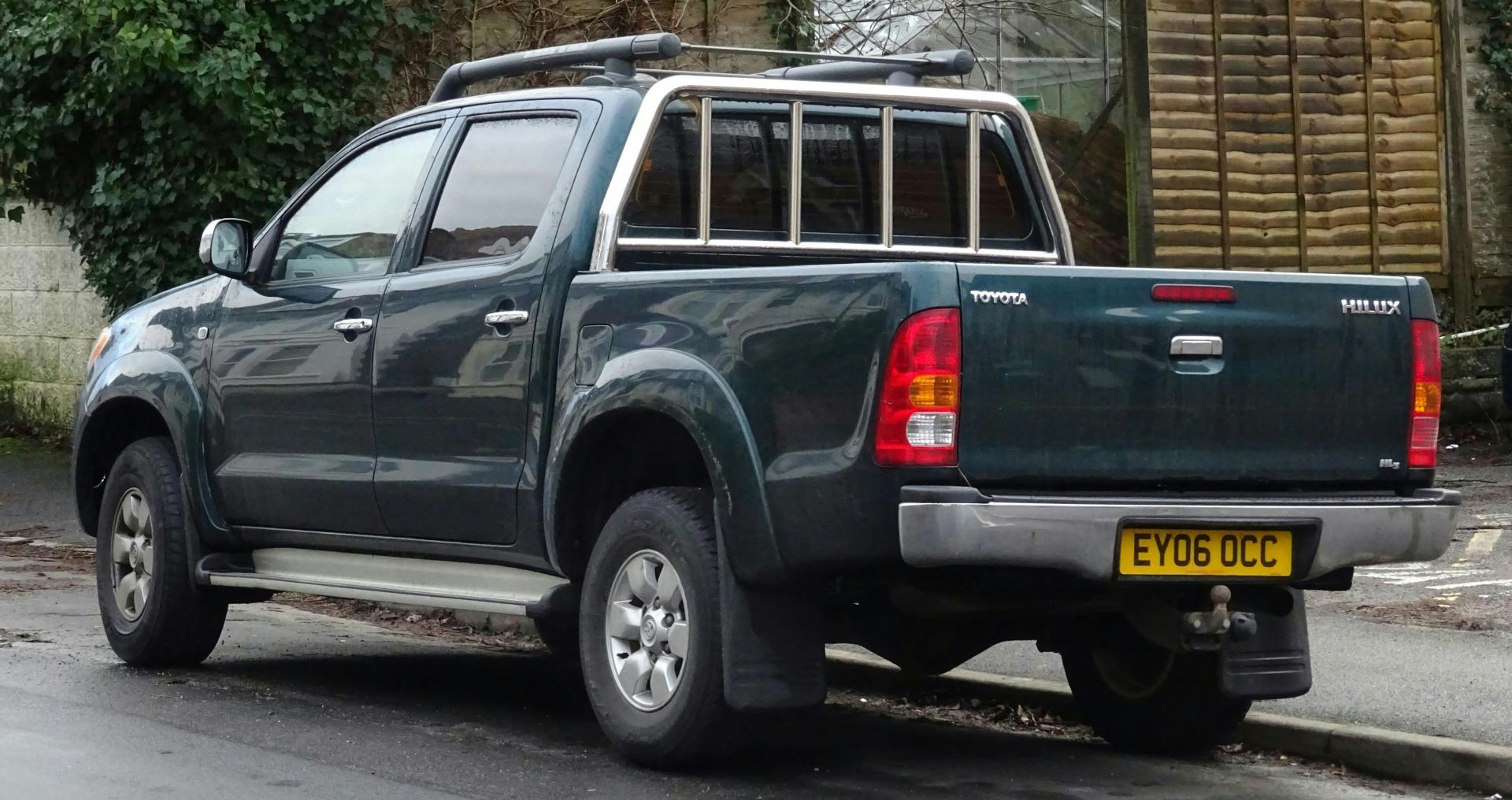 Car,cars,toyota,pickup,truck - free image from needpix.com