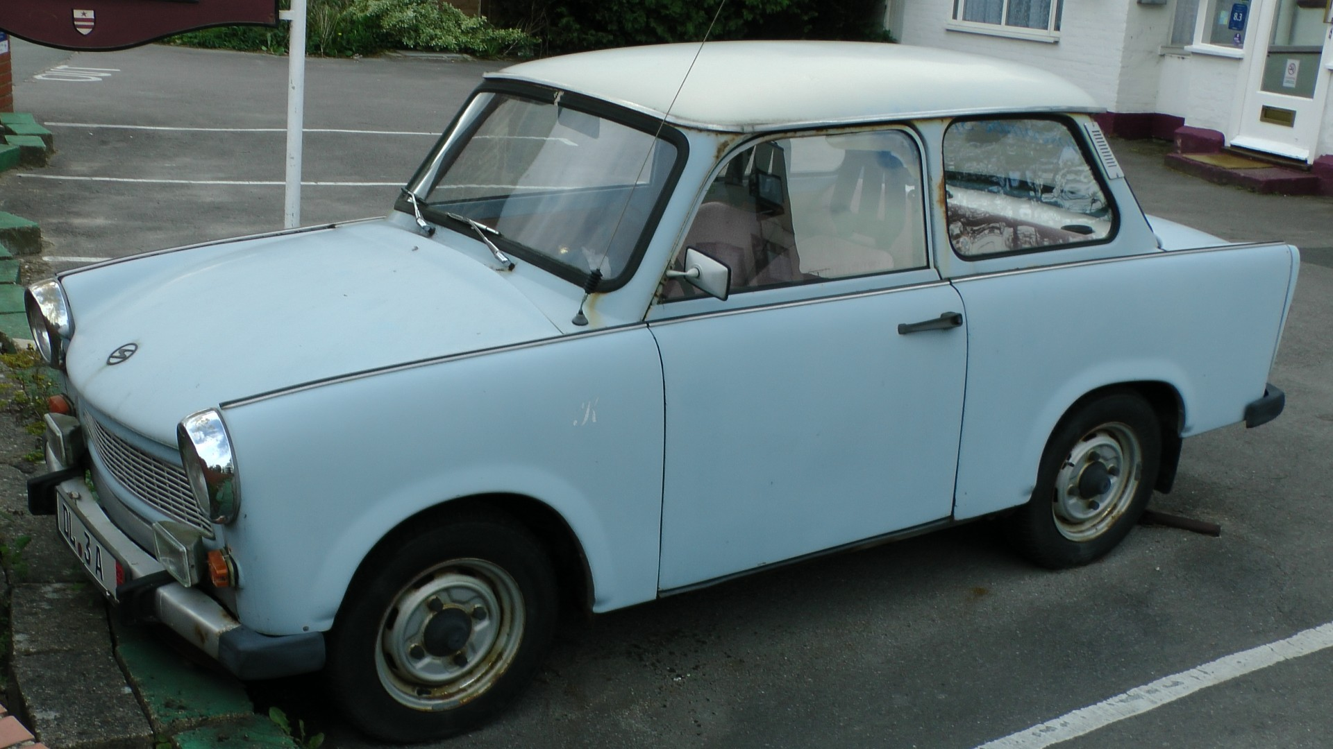 Cars Trabant 601S car Trabant