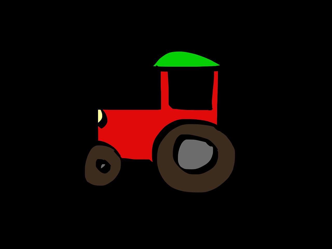 картинки для малышей трактор ошо