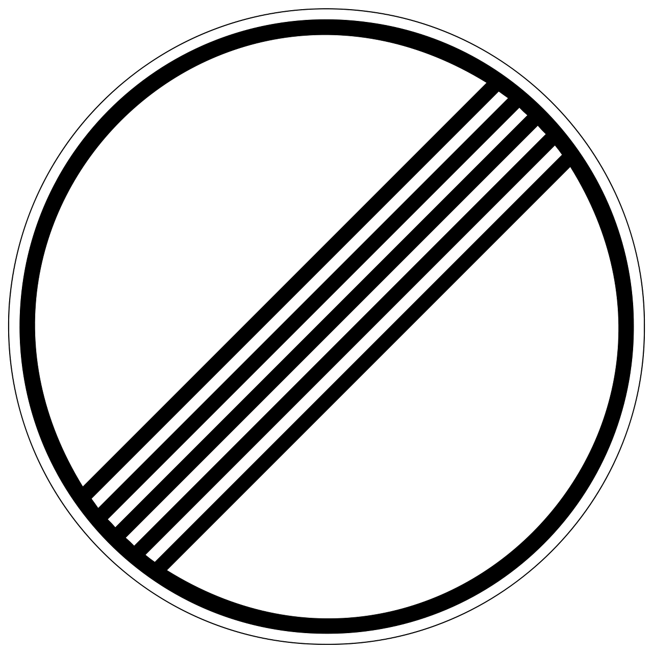 traffic sign road sign shield free photo