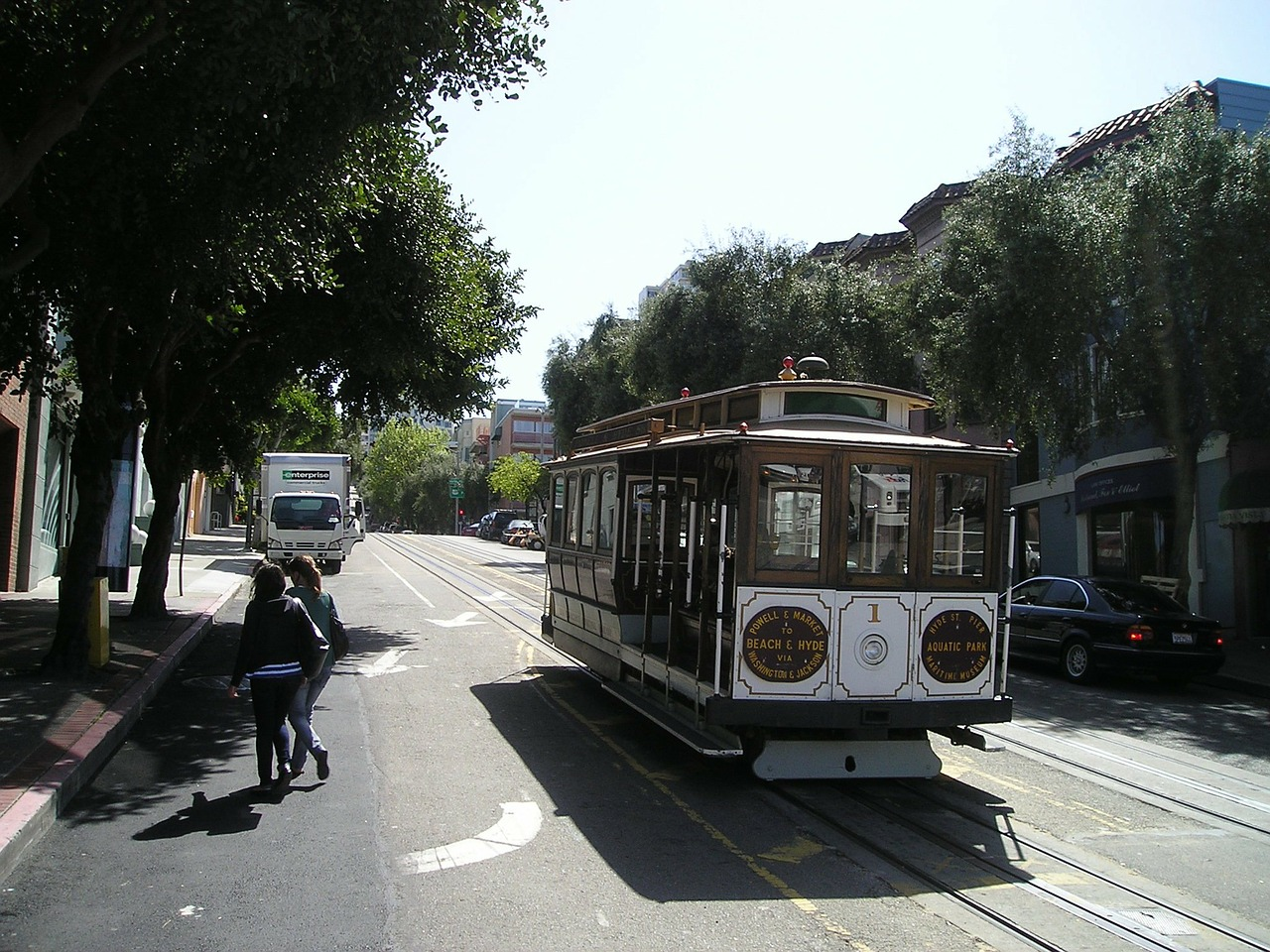 tram san francisco francisco free picture