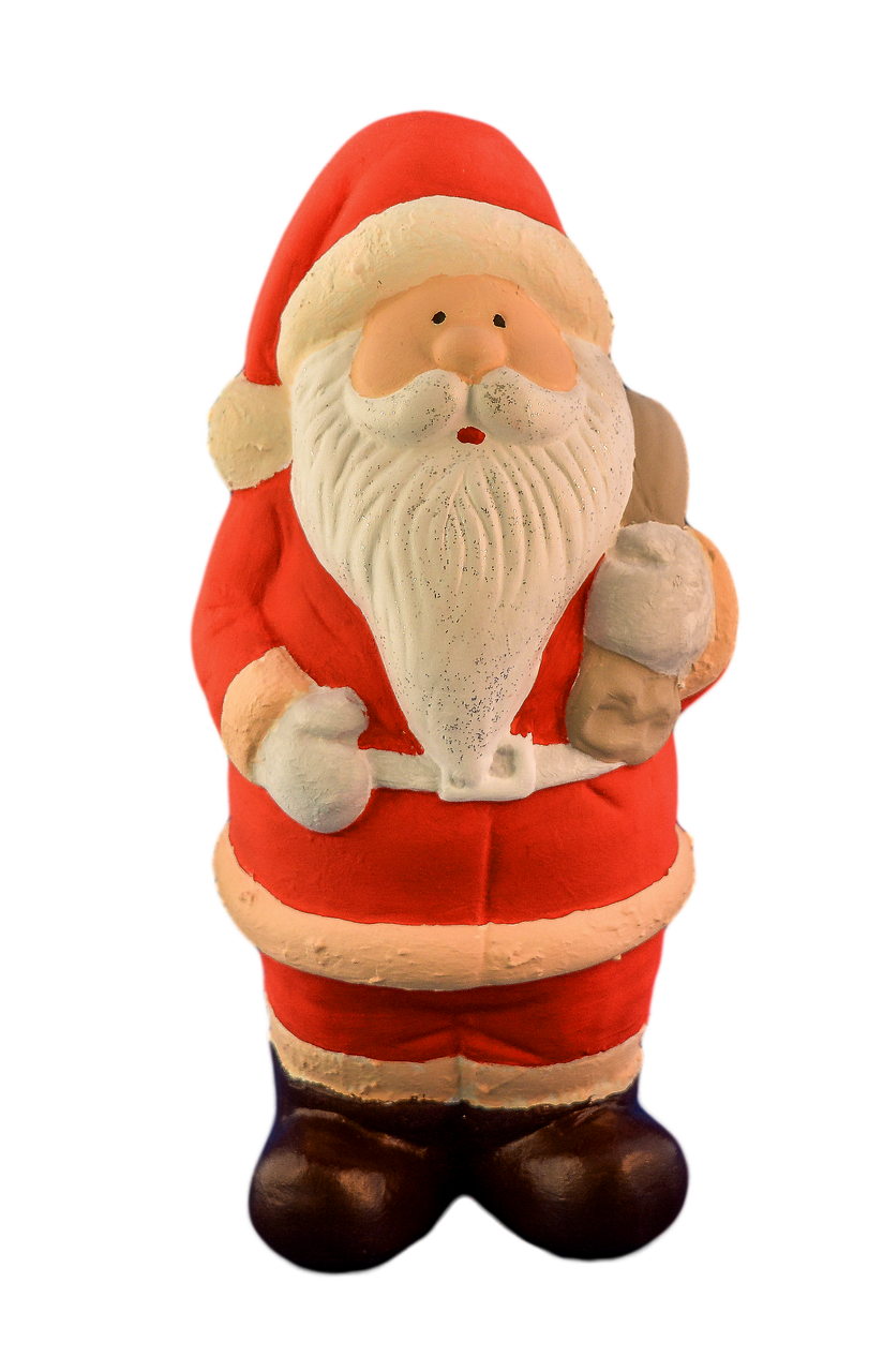transparent transparent background santa claus free photo