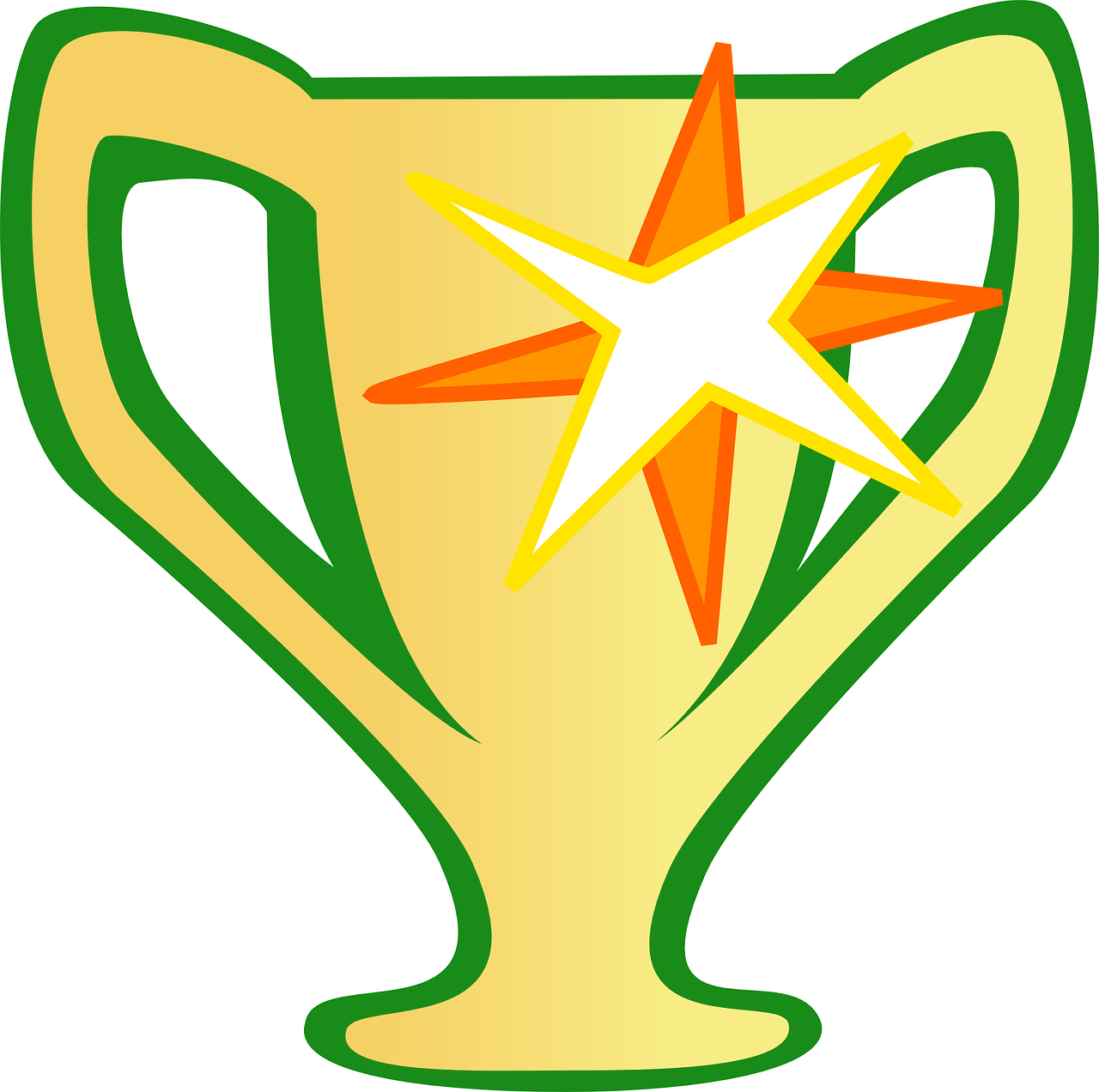 trophy,award,gold,shiny,cup,prize,winner,achievement,success,accomplishment,free vector graphics,free pictures, free photos, free images, royalty free, free illustrations, public domain