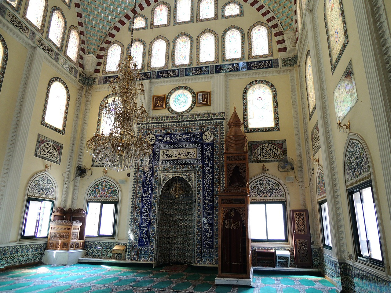 turkey izmir mosque free photo