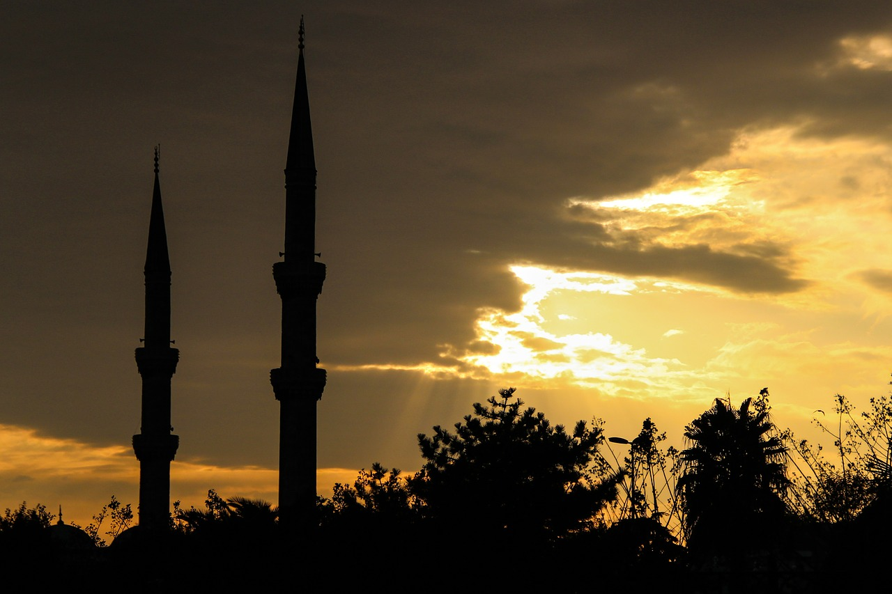 turkey istanbul mosque free photo