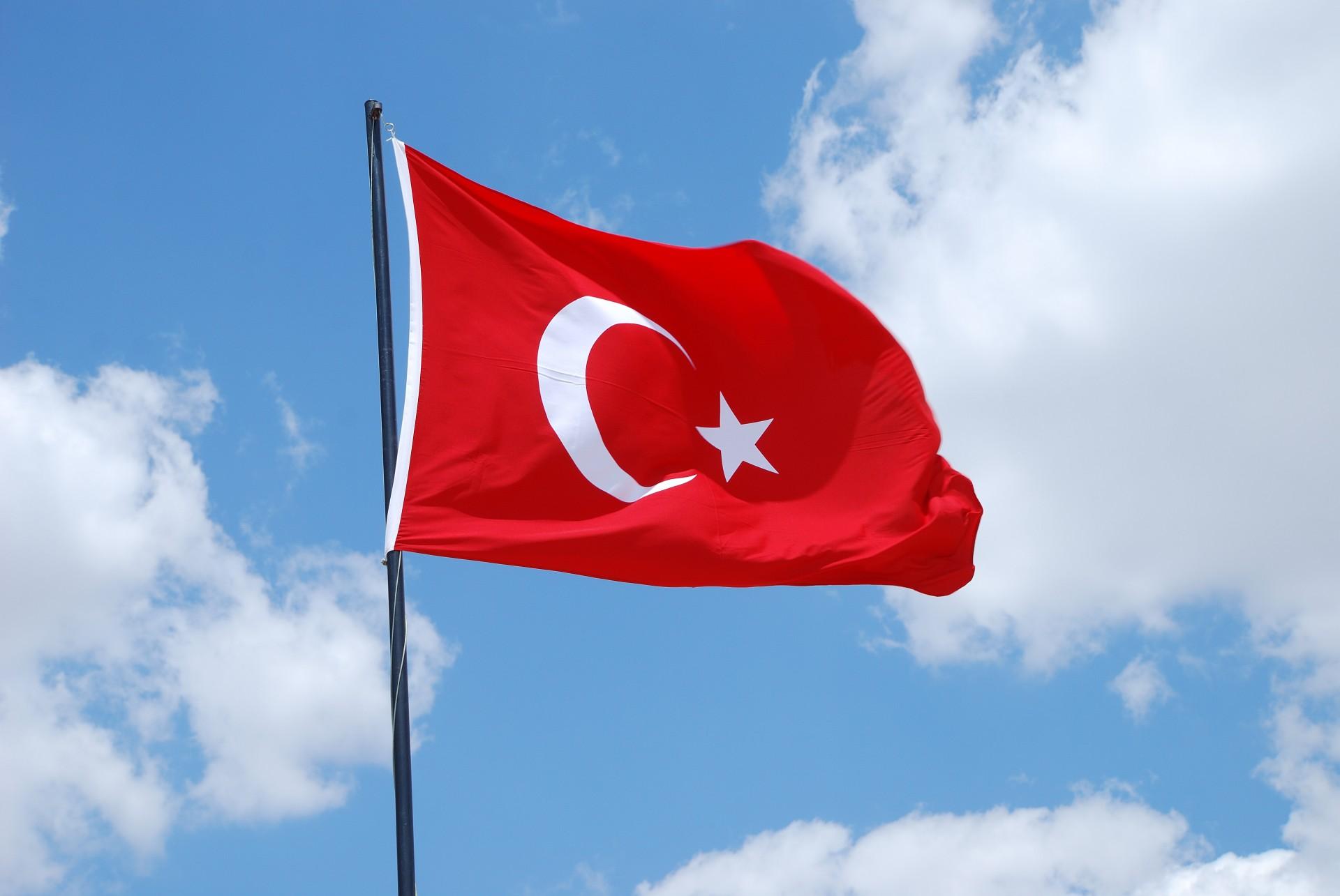 turkey turkish flag free picture