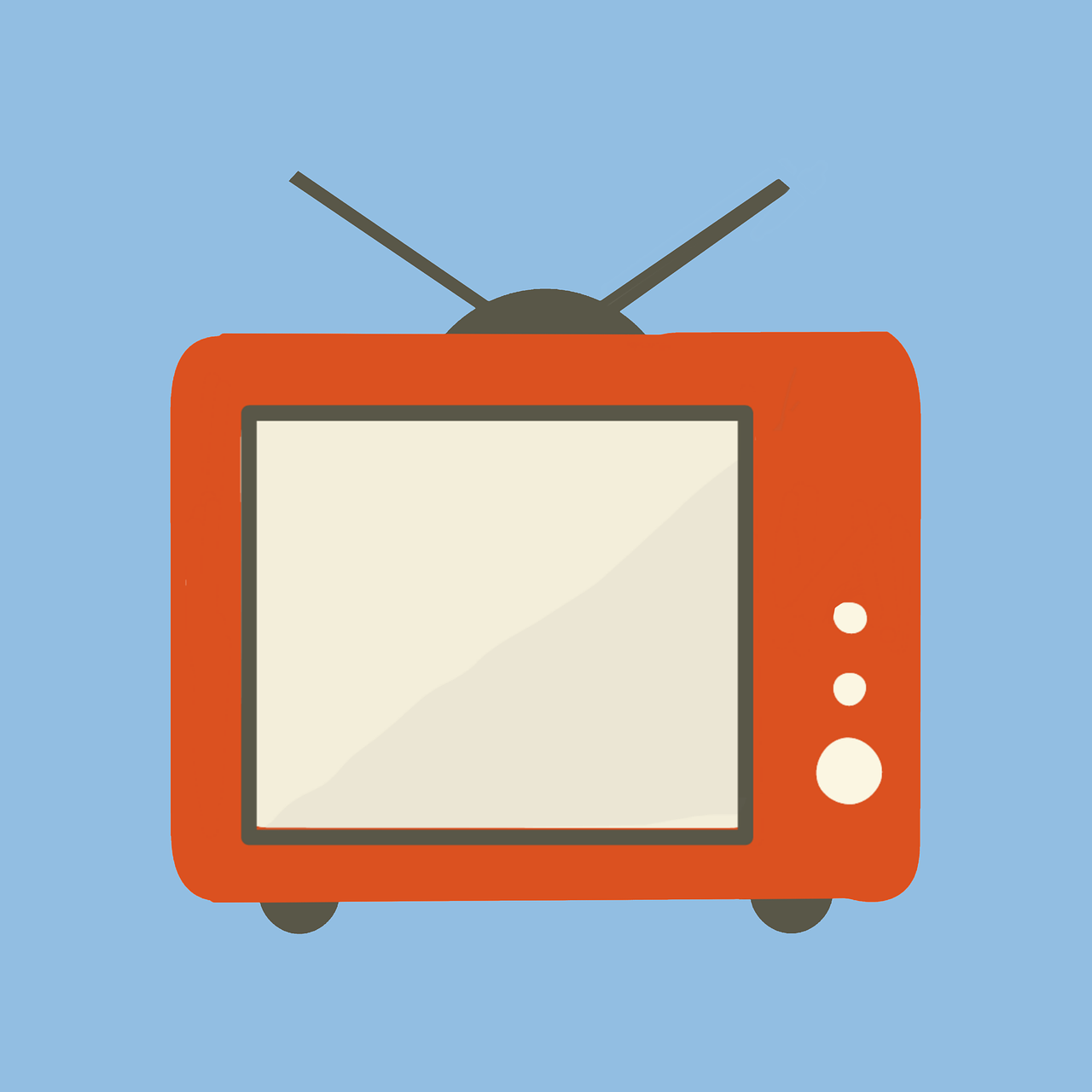 Tv,icon,clipart,free pictures, free photos - free photo from