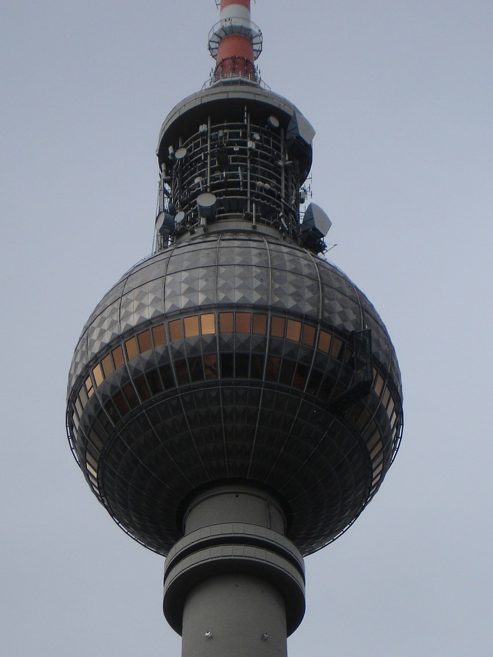 tv tower berlin tower free photo