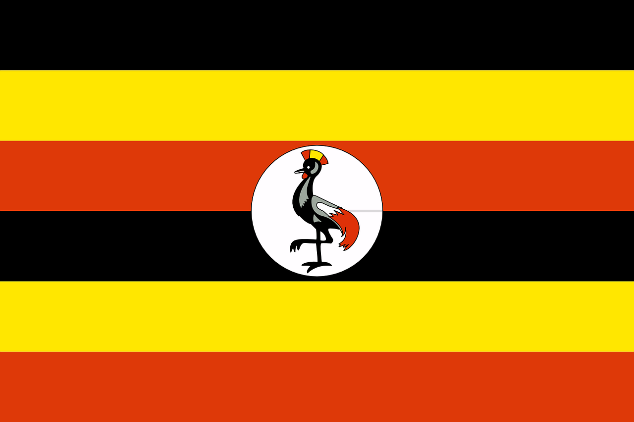 uganda flag national free photo