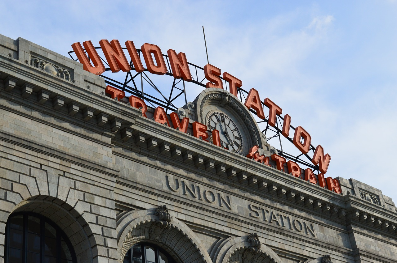 union station colorado denver free photo