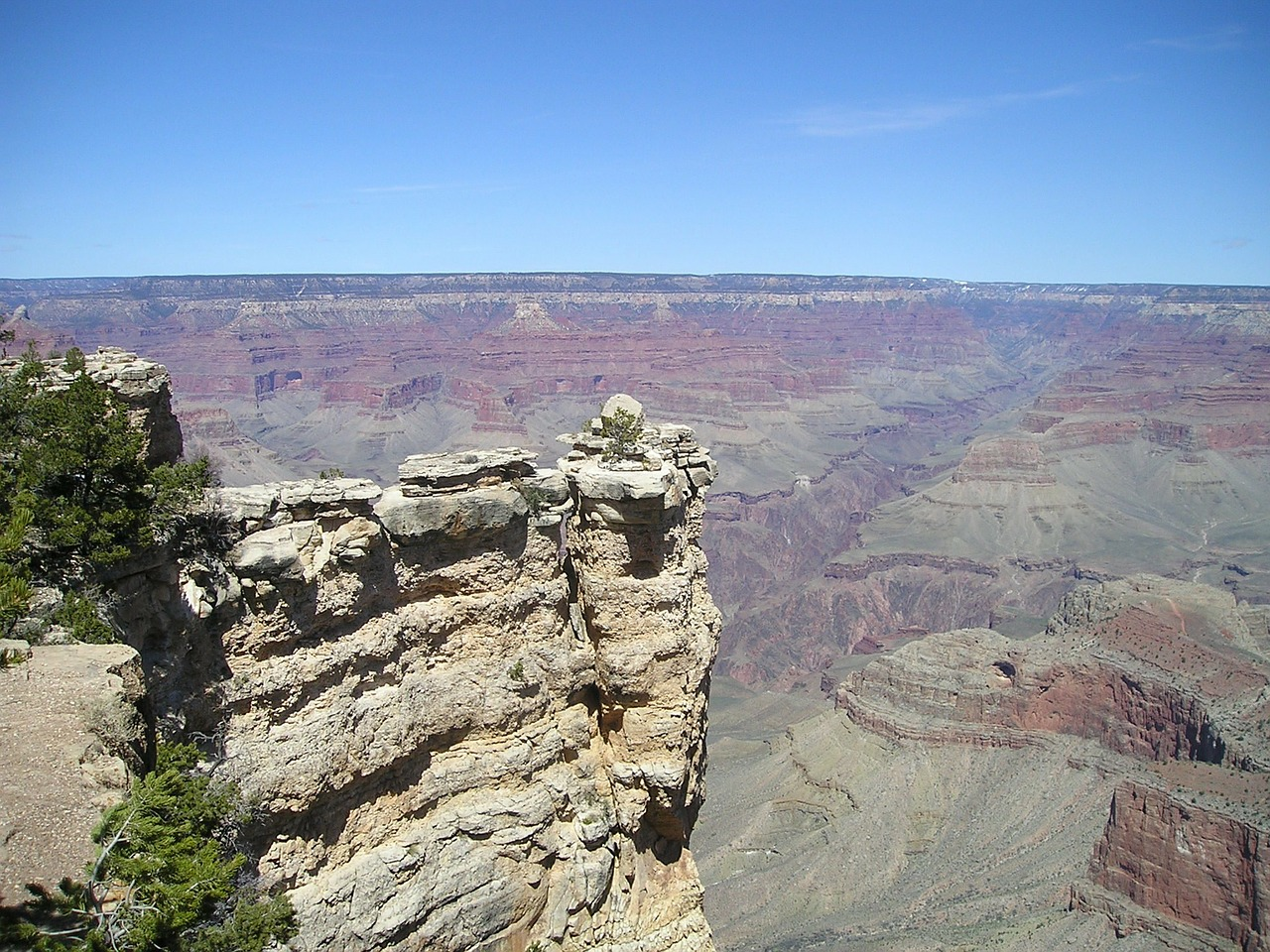 usa grand canyon canyon free picture