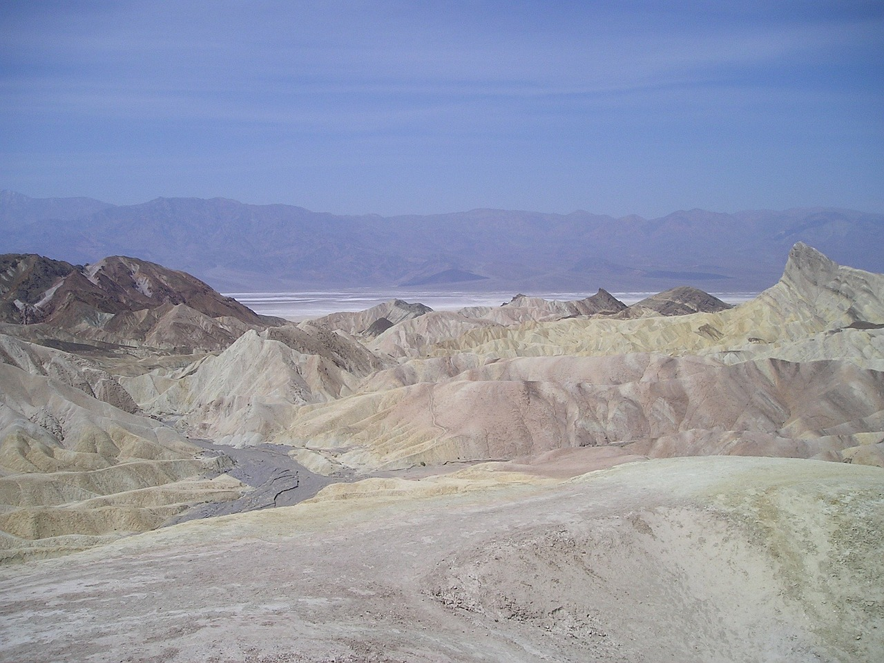 usa death valley desert free picture