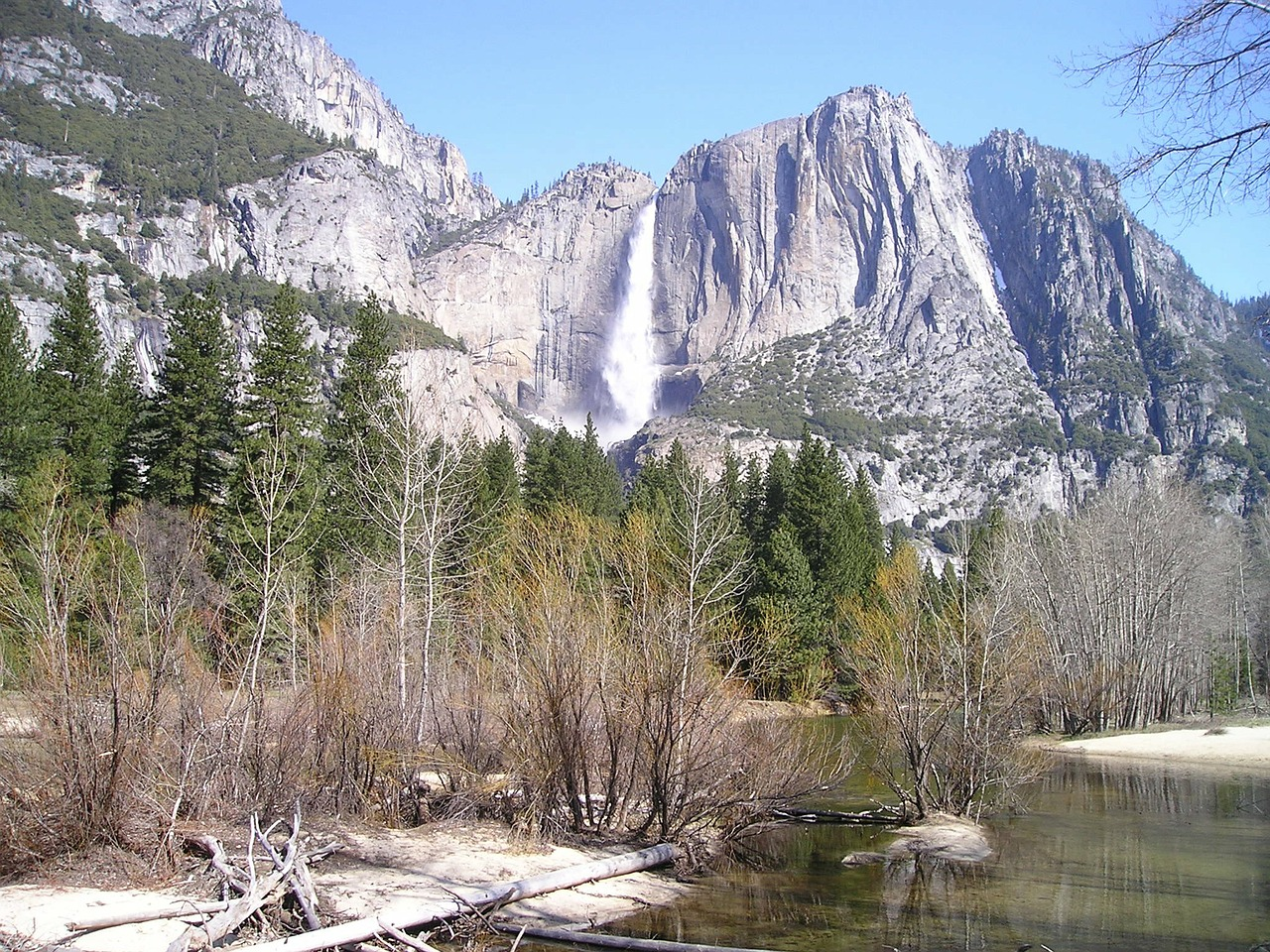 usa yosemite national park free picture