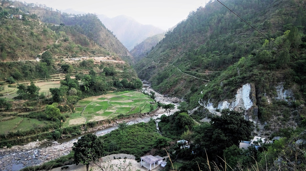 Download free photo of Uttarakhand,pauri,india,valley,agriculture - from  needpix.com