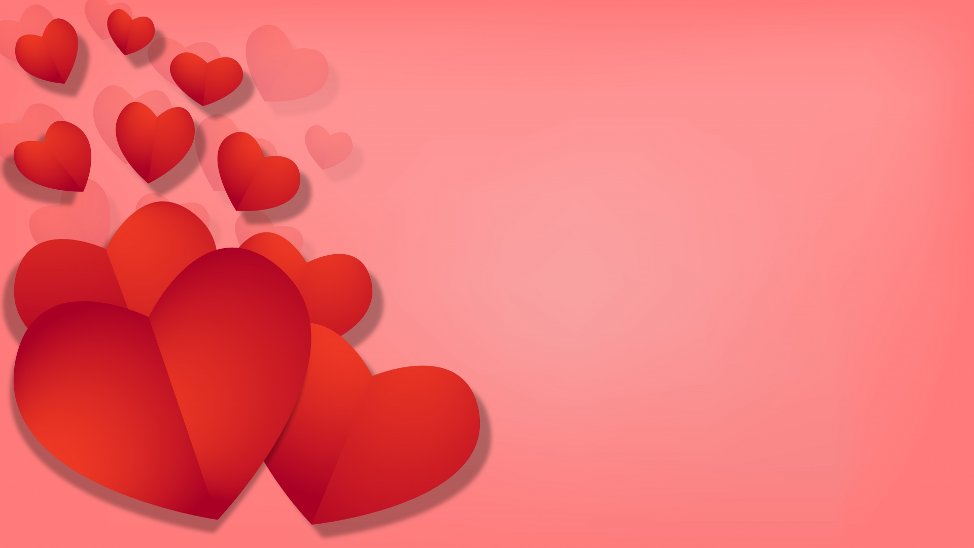 Hearts Love Wallpaper Background Love Heart Free Image From