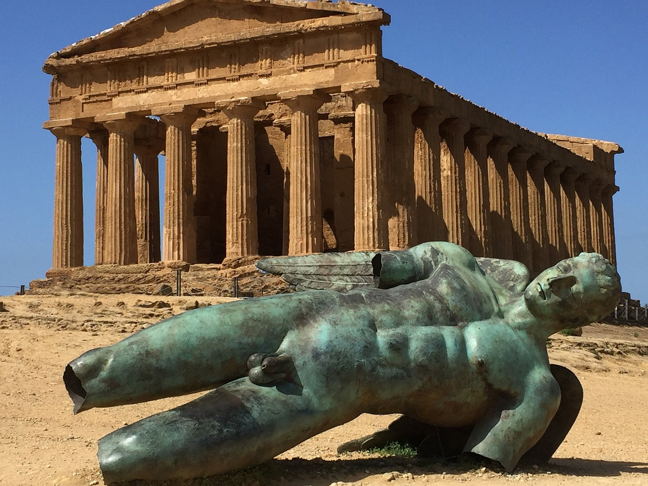 Valley Of The Temples - sicily