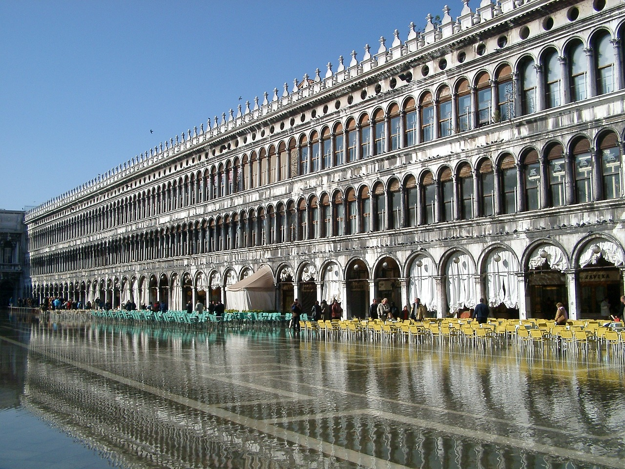 venice piazza san marco italy free photo