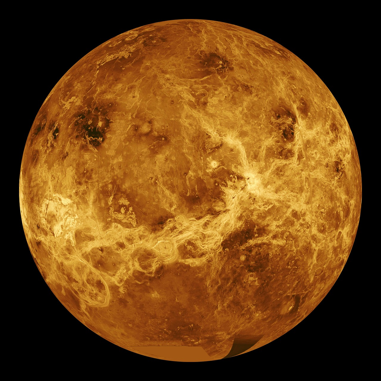 venus surface hot free photo