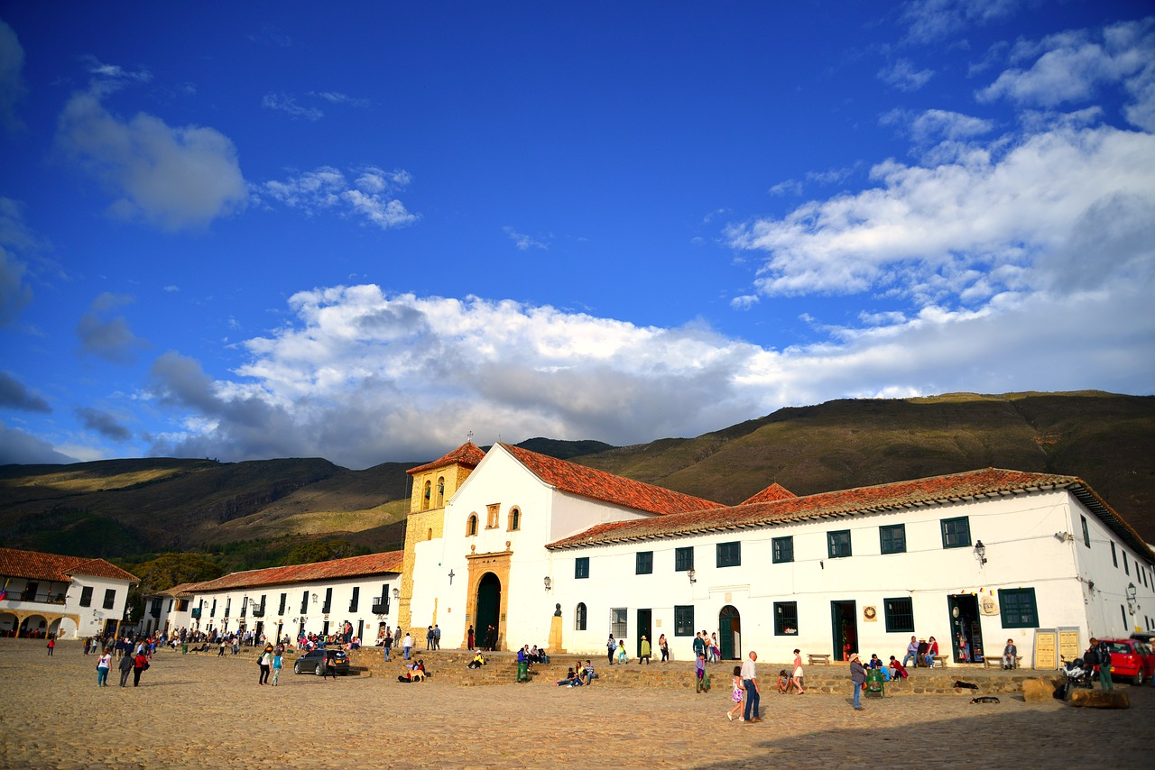 villa leyva colombia free photo