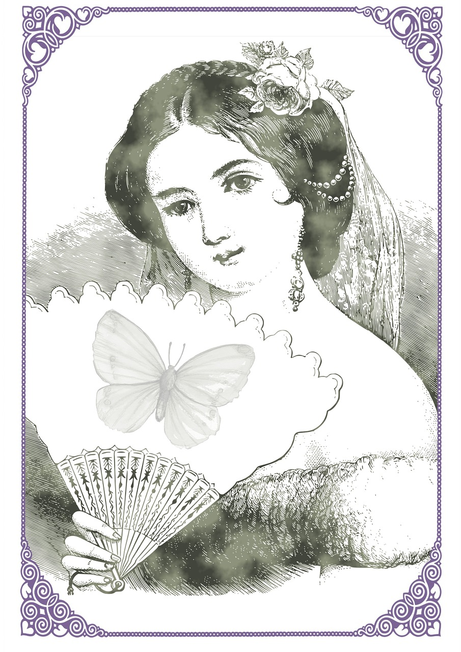 vintage,lady,drawing,framed,fan,fancy,butterfly,girl,woman,female,vintage girl,vintage fashion,flirt,fashion lady,style,cheeks,women fashion,woman fashion,vintage woman,scrapbook,decoupage,collage,art,design,free pictures, free photos, free images, royalty free, free illustrations