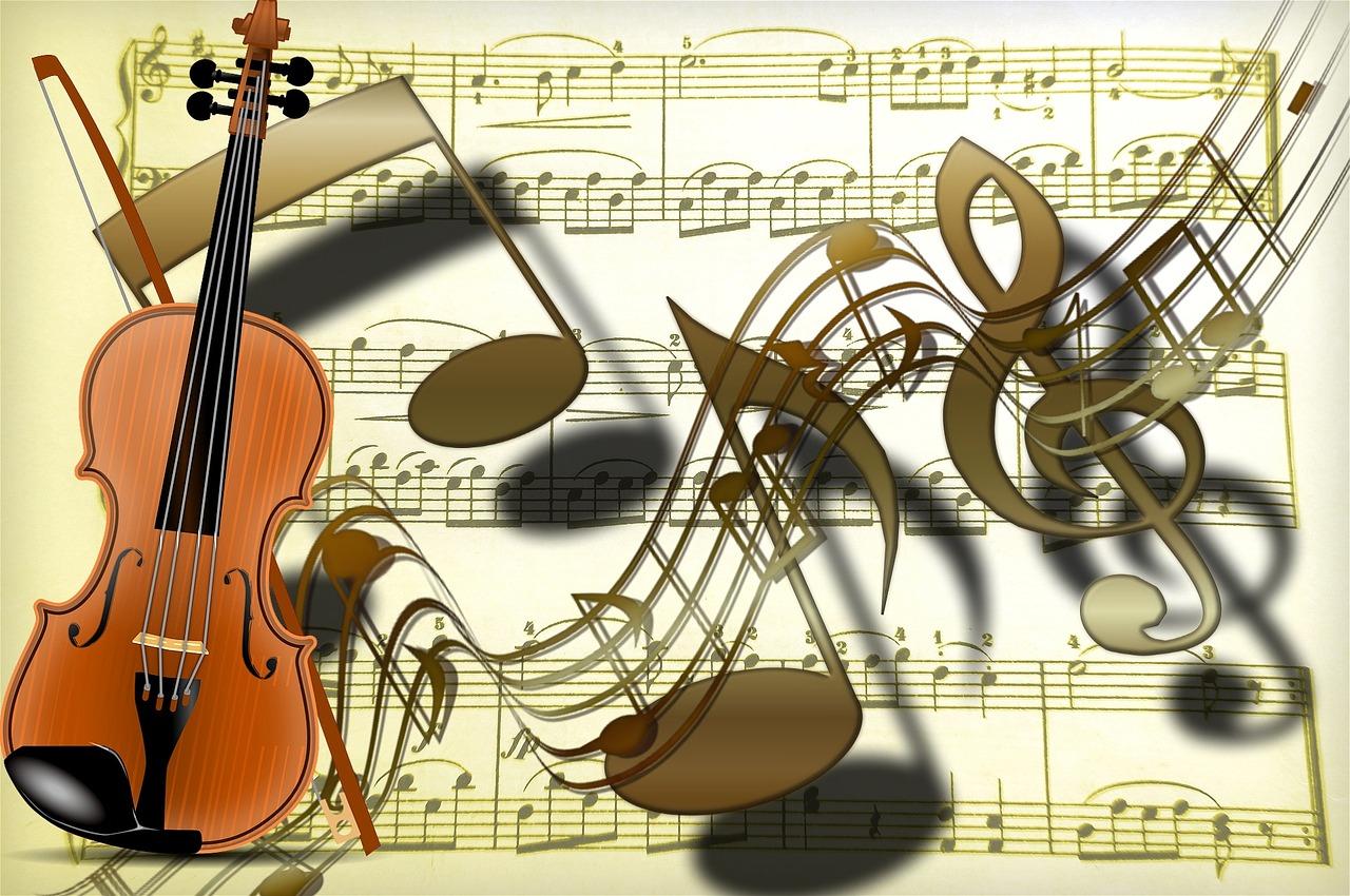 На открытке музыке, человека расположение картинках