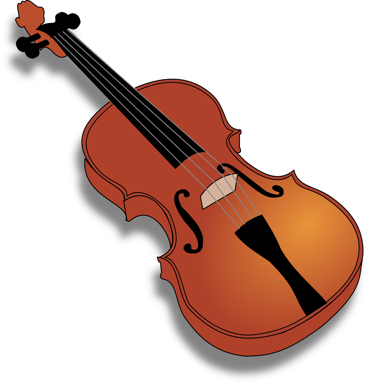 violin classic instrument free photo