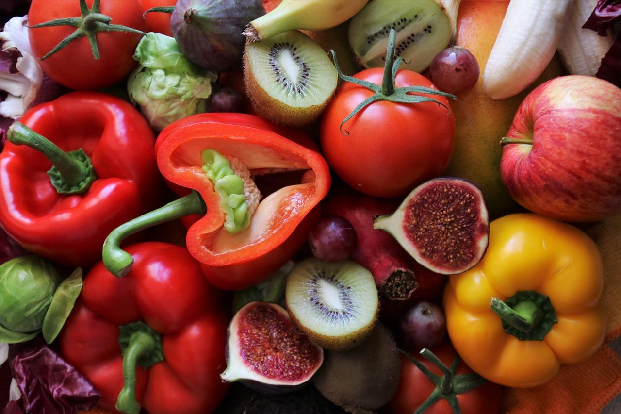 Vitamin c, paprika, fit, red, food - free image from needpix.com