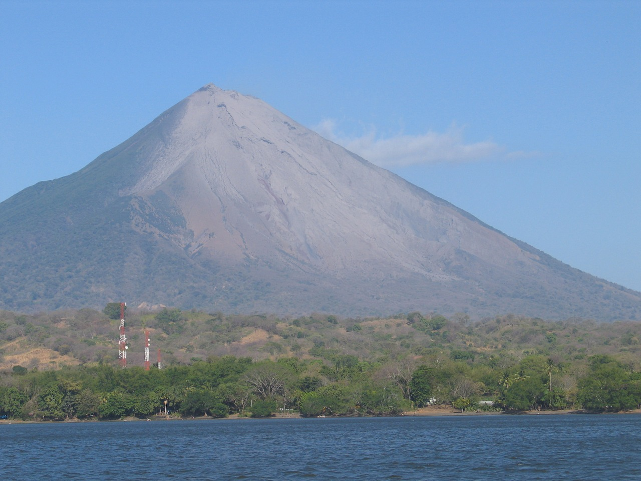 volcano view,ometepe island,rivas,nicaragua,free pictures, free photos, free images, royalty free, free illustrations, public domain