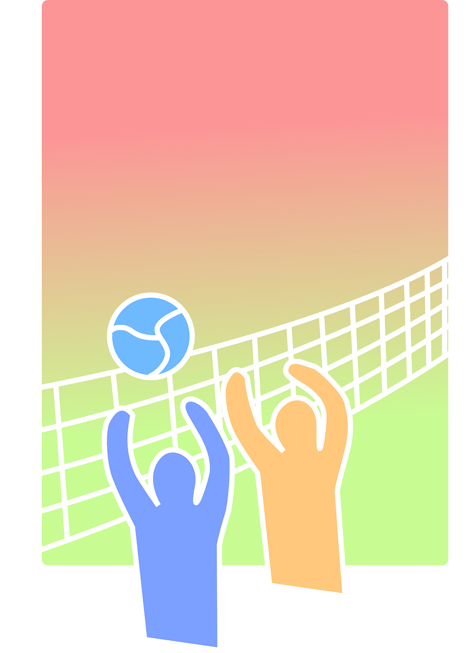 volleyball beach volley sport free photo