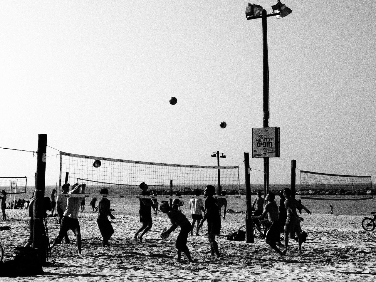 volleyball beach volley beach free photo