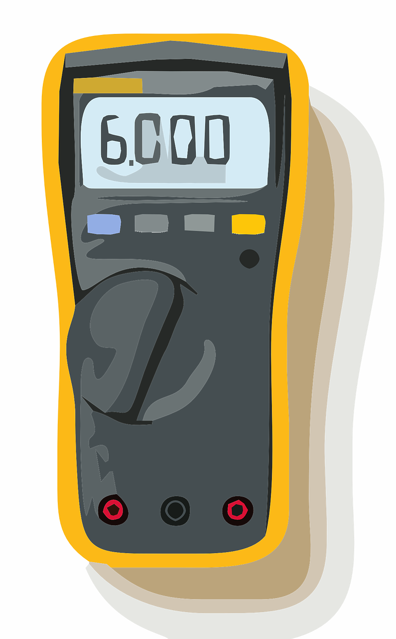 voltage meter multimeter free photo