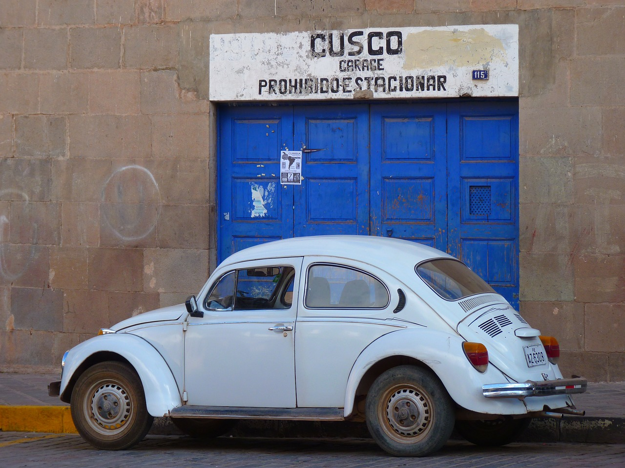vw beetle auto old free photo