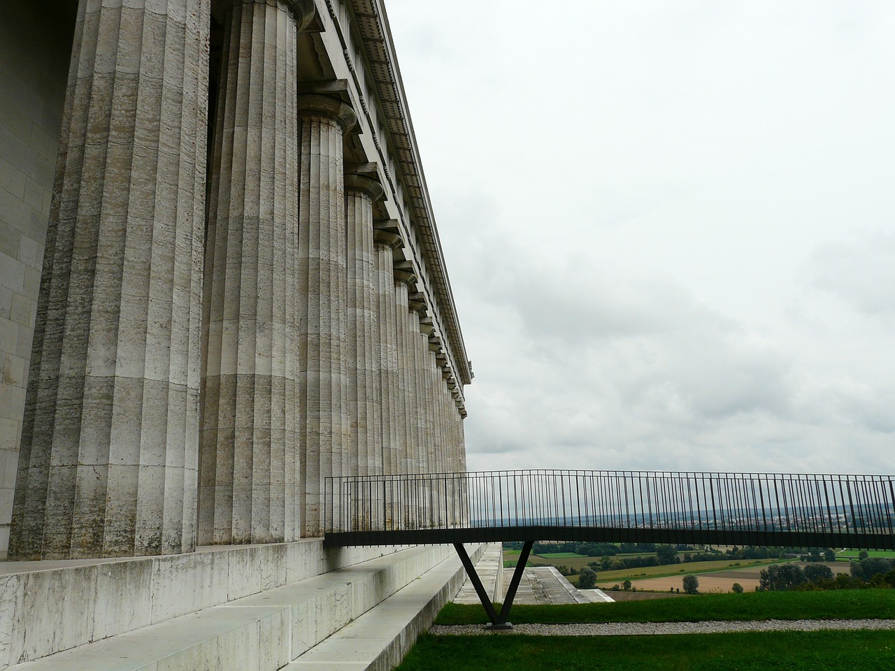walhalla memorial hall of the fallen free photo