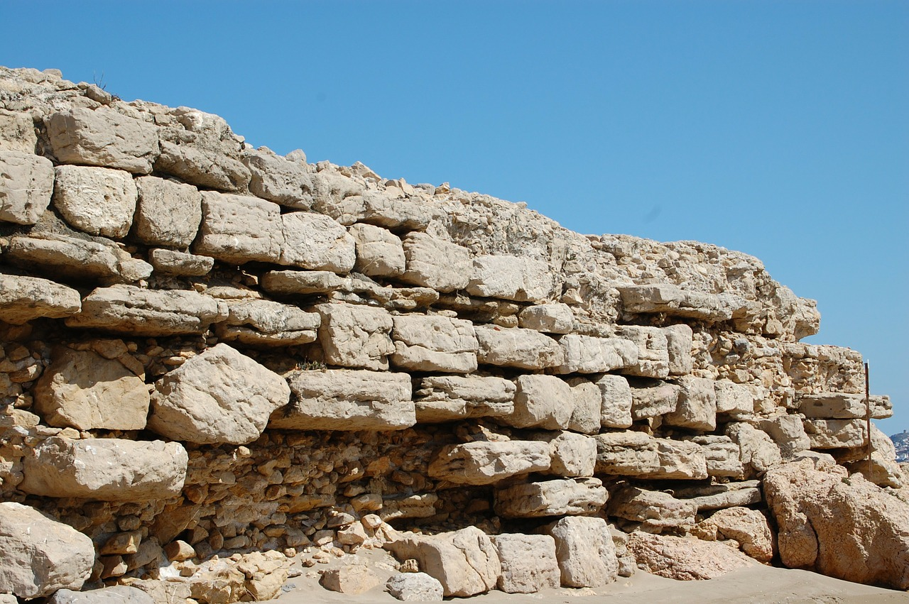 wall greek wall antique free photo