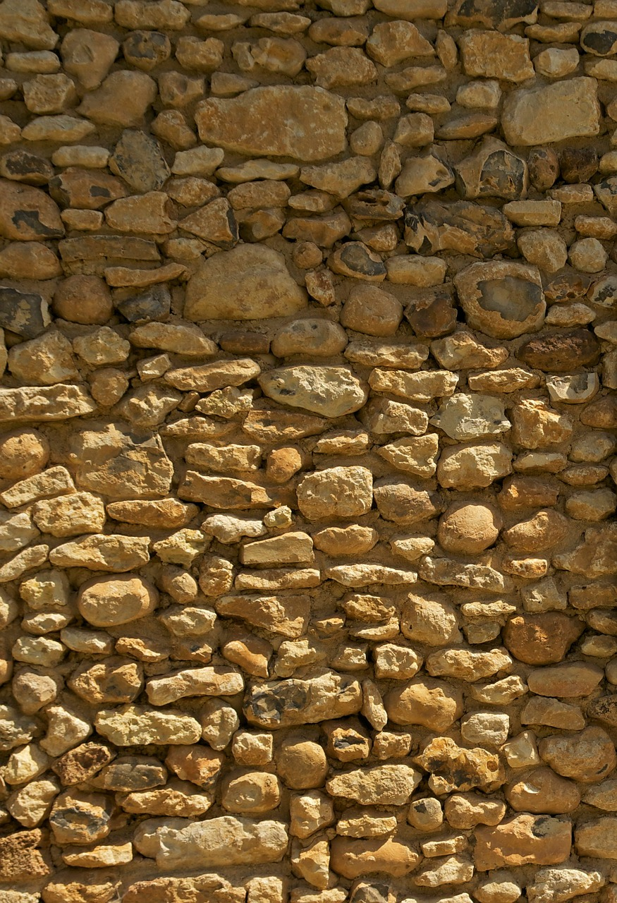 wall stones background free photo
