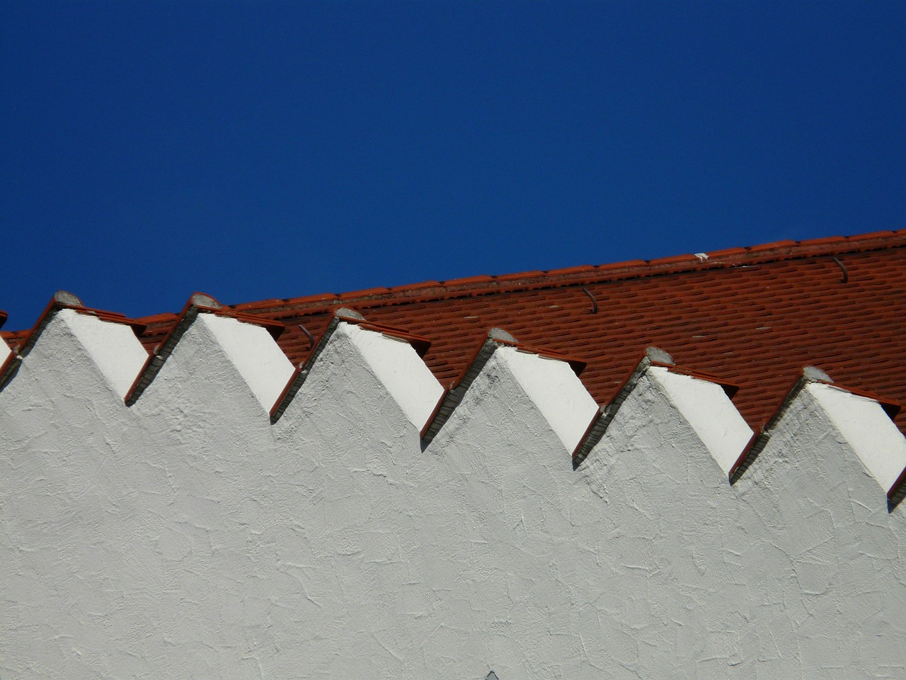 wall home roof free photo