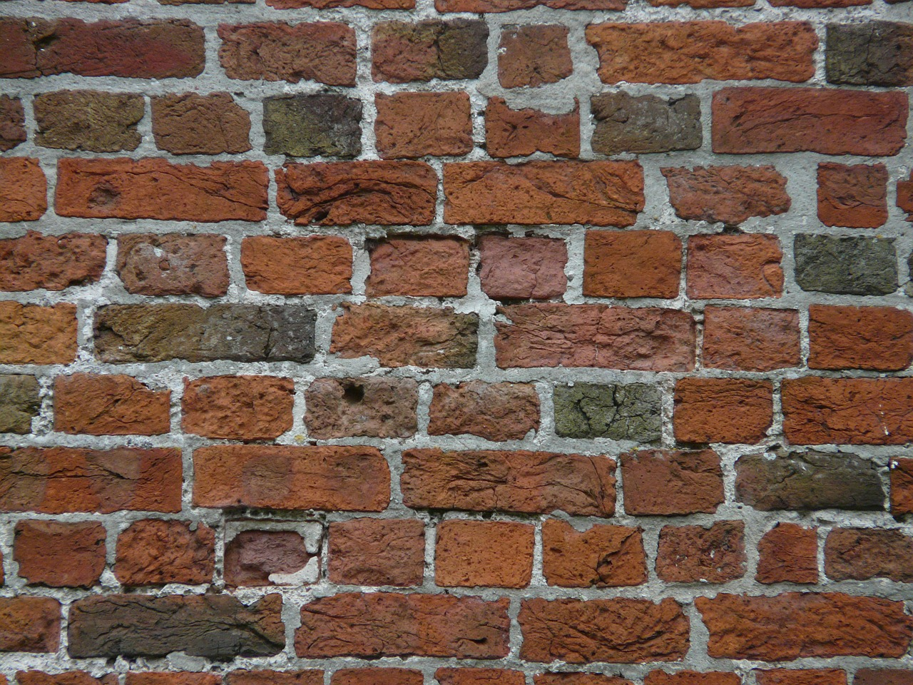 wall brick wall brick free photo