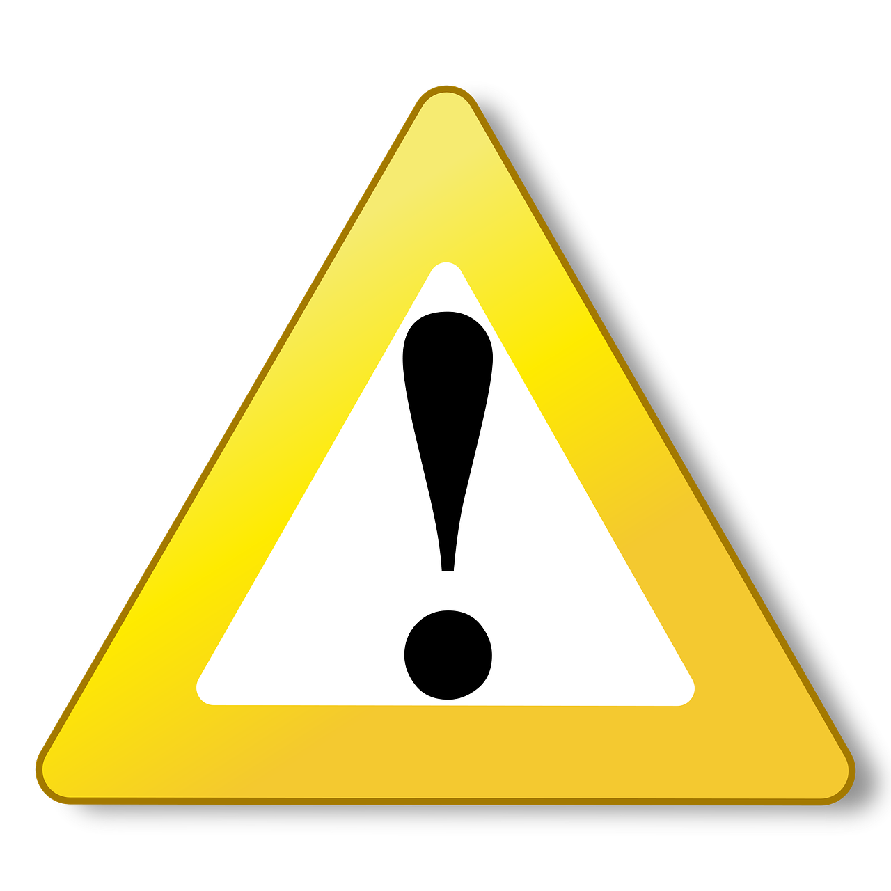 warnschild,warning triangle,attention,exclamation point,warning,shield,traffic sign,road sign,street sign,hazardous point,free pictures, free photos, free images, royalty free, free illustrations, public domain